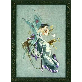 Схема для вышивания Mirabilia Designs MD30 A Midsummer Night's Fairy