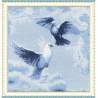 Набор для вышивки крестом Чарівна Мить 302ч Голуби фото