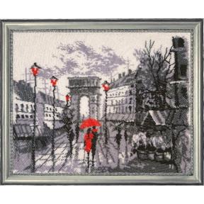 Набор для вышивания бисером Butterfly 380 Триумфальная арка (по картине О. Дарчук)
