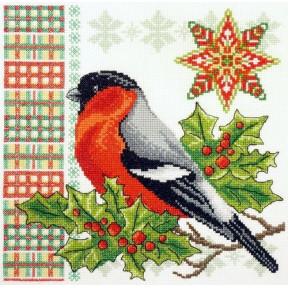 Набор для вышивки крестом Марья-Искусница 07.002.16 Новогодний