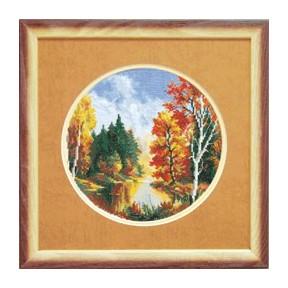 Набор для вышивки крестом Чарівна Мить А-067 Осень