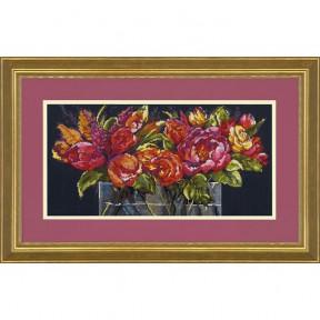Набор для вышивания крестом Dimensions 70-35364 Flowers of Joy