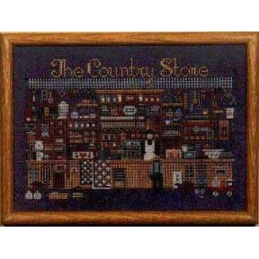 Схема для вышивания Lavender Lace TG29 Country Store
