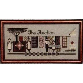 Схема для вышивания Lavender Lace TG3 The Auction фото