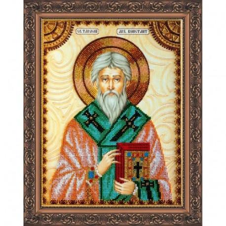 Набор для вышивания бисером иконы Абрис Арт АА-130 «Святой