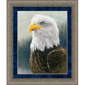 Набор для вышивания Kustom Krafts 98177 Bald Eagle фото