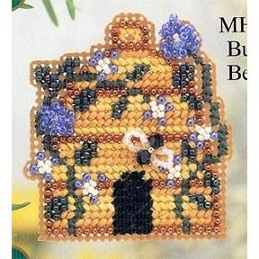 Набор для вышивания Mill Hill MHSB63 Bumble Bee Inn фото