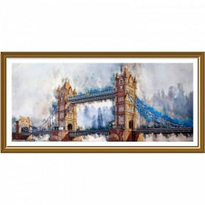 """Набор для вышивания бисером Нова Слобода НД-1501 """"Легендарный Лондон"""""""