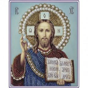 """Набор для вышивания бисером Изящное Рукоделие ДИ-1 """"Иисус Христос"""""""