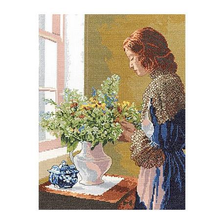 Набор для вышивания Janlynn 012-0100 Grace фото