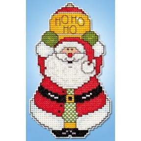 Набор для вышивания Design Works 559 Santa