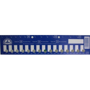 Органайзер для мулине DMC 646  (3 шт.)