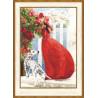 Набор для вышивки Золотое Руно ЧМ-015 Аромат роз фото