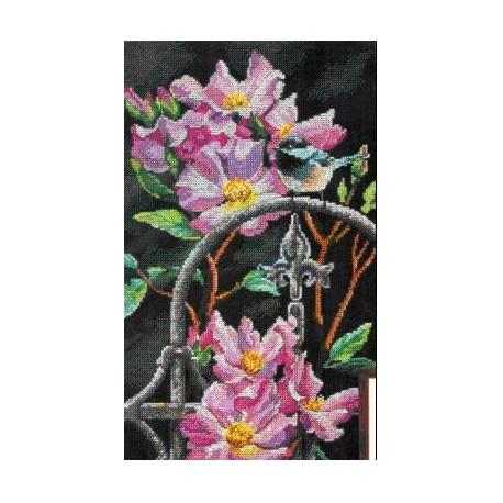 Набор для вышивания Dimensions 70-35268 Chickadee Perch фото