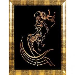 Набор для вышивки крестом Alisena 1060а Африка 2