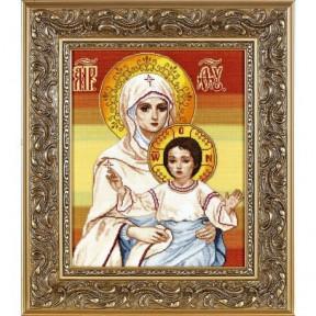 Набор для вышивки крестом Alisena 1064а Богородица