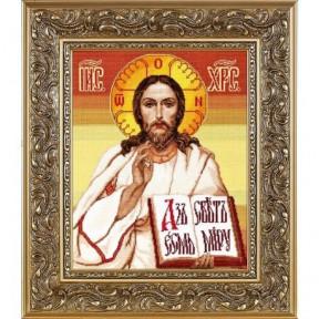 Набор для вышивки крестом Alisena 1066а Спаситель
