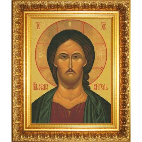 Набор для вышивки крестом Юнона 0502 Господь Вседержитель фото