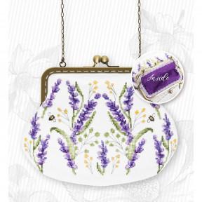 Набор для вышивки сумки Luca-S BAG026