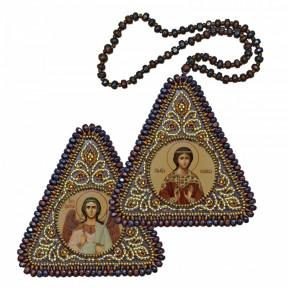 Набор для вышивания двухсторонней иконы Нова Слобода ВХ-1229