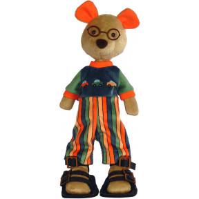 Набор для шитья мягкой игрушки ZooSapiens М3029 Авто Мишка