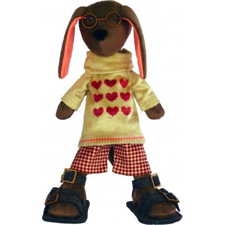 Набор для шитья мягкой игрушки ZooSapiens М3038 Влюбленный