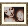 Набор для вышивки Золотое Руно СС-002 Мадонна с младенцем фото