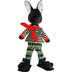 Набор для шитья мягкой игрушки ZooSapiens М3042 Волчок Морячок