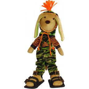 Набор для шитья мягкой игрушки ZooSapiens М3044 Собачка Трезор-Дозор