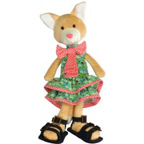 Набор для шитья мягкой игрушки ZooSapiens М3048 Кошечка Светка Конфетка