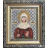 Набор для вышивания бисером Б-1027 Икона Св.М.Наталии фото