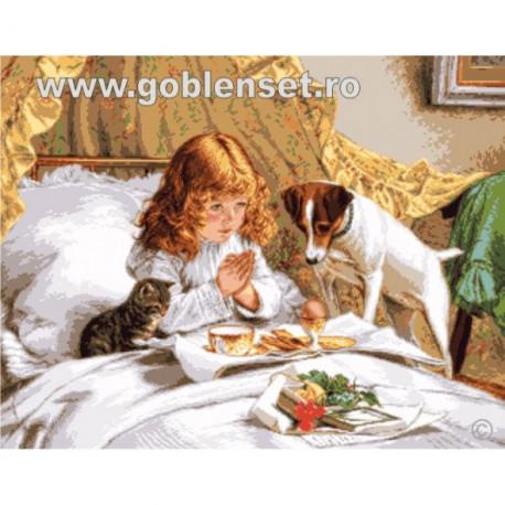 Набор для вышивания гобелен Goblenset G1050 Благословение