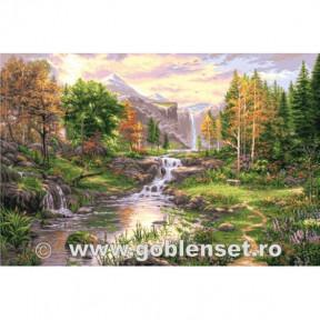 Набор для вышивания гобелен  Goblenset  G1087 Осенняя тишина