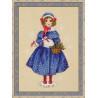 Набор для вышивки крестом Риолис 1312 Кукла Мари фото