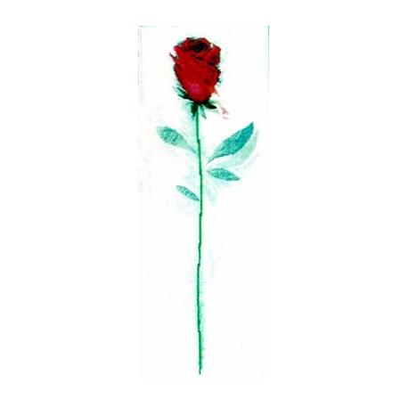 Набор для вышивания Design Works 2424 Red Rose фото