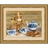 Набор для вышивки Золотое Руно СЖ-027 Русский самовар фото