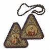 Набор для вышивания двухсторонней иконы Нова Слобода ВХ-1203