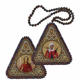 Набор для вышивания двухсторонней иконы Нова Слобода ВХ-1206