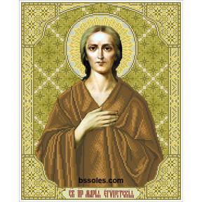 Набор для вышивания бисером БС Солес СМЄ Святая Мария