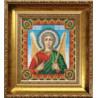 Набор для вышивания бисером Б-1014 Икона Ангел Хранитель фото