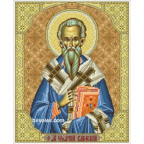Набор для вышивания бисером БС Солес СІГЄ Святой Ипатий