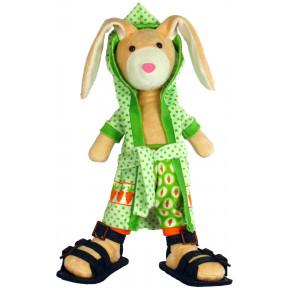 Набор для шитья мягкой игрушки ZooSapiens М3051 Зайчик Красавчик