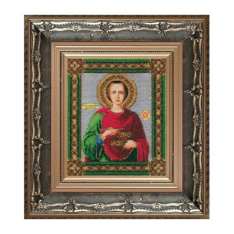 Набор для вышивания Б-1021 Икона Великом.целителя Пантелеймона