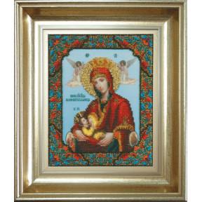 """Набор для вышивания Б-1044 Божьей Матери """"Млекопитательницы"""