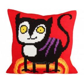 Подушка для вышивания крестом Collection D'Art 5232 фото