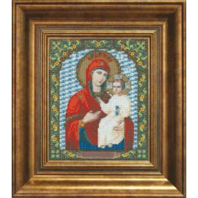 """Набор для вышивания Б-1038 Икона Божьей Матери""""Избавительница"""