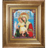 Набор для вышивания Б-1068 Икона Божьей Матери Достойно Есть