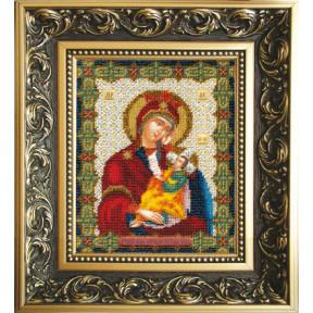 Набор для вышивания бисером Б-1109 Икона Божьей Матери Утоли моя печали