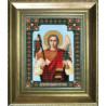 Набор для вышивания бисером Б-1110 Икона Михаила Архистратига