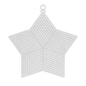 Канва пластиковая Гамма KPL-06 звезда фото